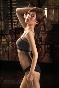 Gisva DJ Obsesi Topless - Popular Orbit Model